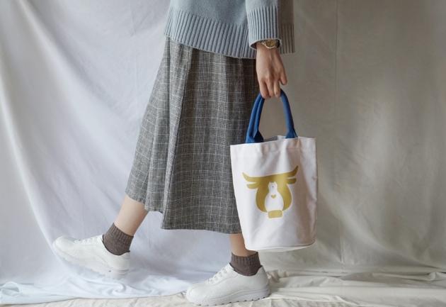 牛轉【扭轉】‧ 愛環保水桶帆布袋 4