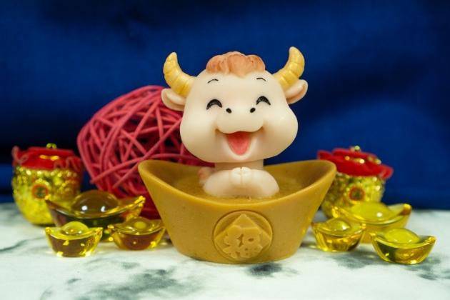 牛轉乾坤‧創意親膚皂(預購款) 1