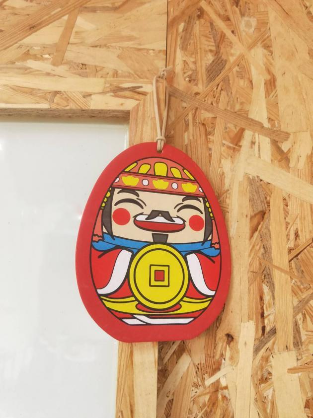 五福臨門 ‧ 五路財神香氛卡(無庫存) 4