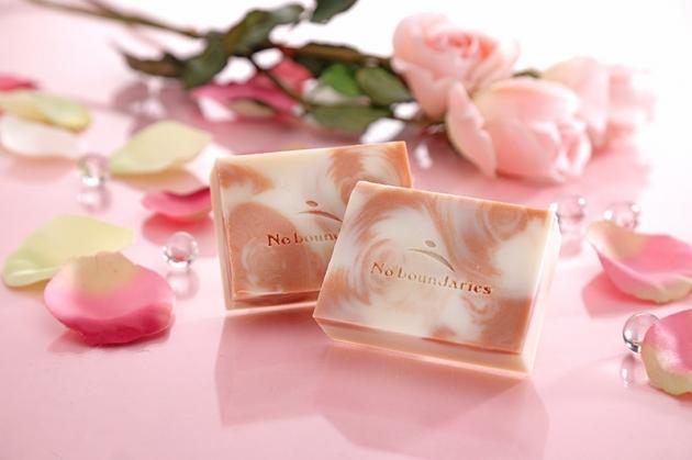 秘密 ‧ 玫瑰香氛美顏皂 1