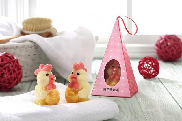 金雞報喜‧尤加利精油手作皂(已停售) 1